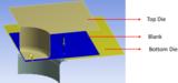 技术文章:ANSYS冲压回弹仿真解决方案