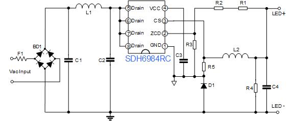 杭州士兰微电子SDH698X在巴西市场站稳脚跟