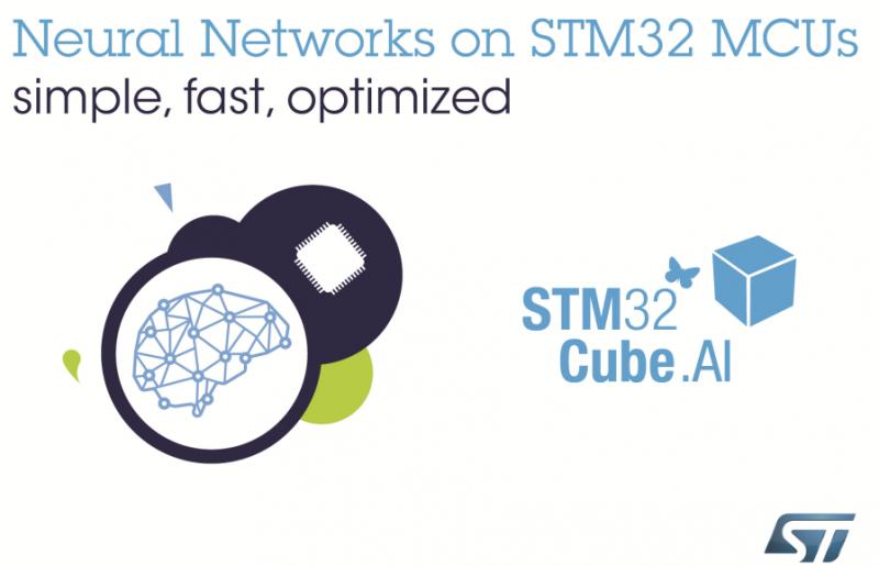 具有先进AI功能功能的STM32神经网络开发工具箱