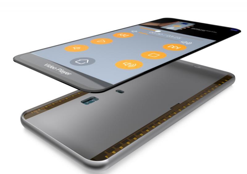 EDGE力度感测技术为智能手机制造商提供更强大的用户界面