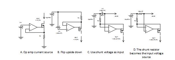 安森美半导体技术文章:电流驱动电流检测电路