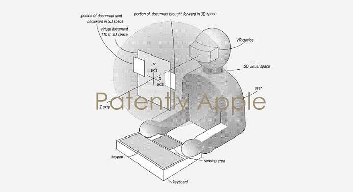 苹果的计算机视觉团队开发的虚拟键盘 可在任何桌面上呈现