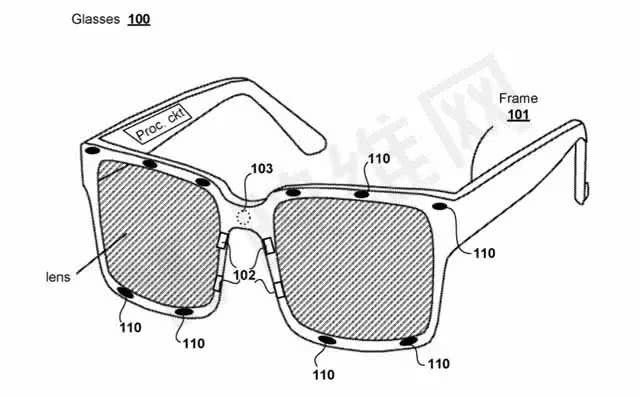 索尼专利为PS VR近视用户设计眼动追踪近视眼镜