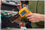 福禄克推出高效率多纤芯插拔光纤端面检测显微仪