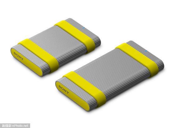 索尼发布坚固、高速便携式SSD固态硬盘
