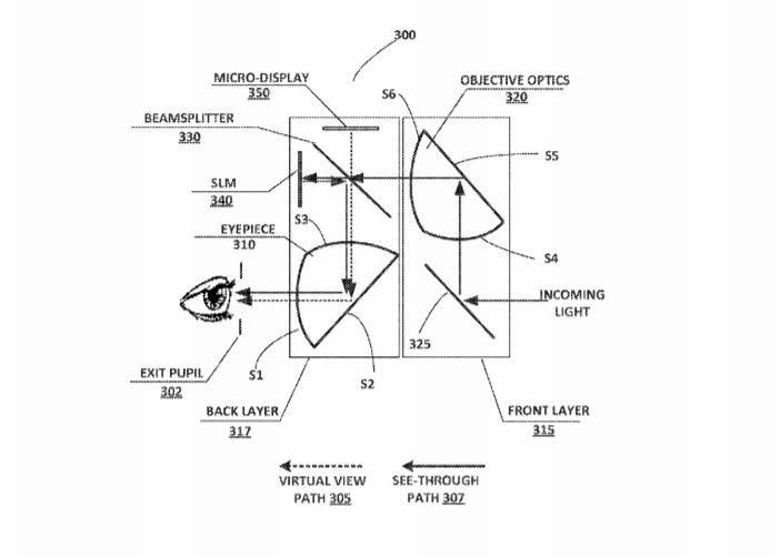 2019年04月12日美国专利局最新AR/VR专利报告