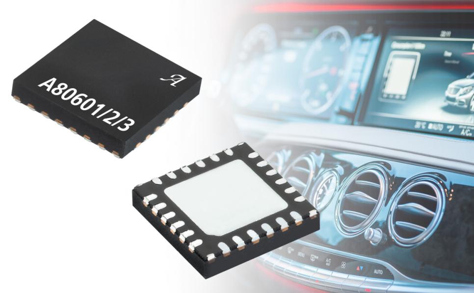 消除PWM可听噪声 Allegro新一代先进LED背光驱动器问市