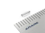 阿尔卑斯阿尔派 开发光纤收发器用带反射镜透镜阵列