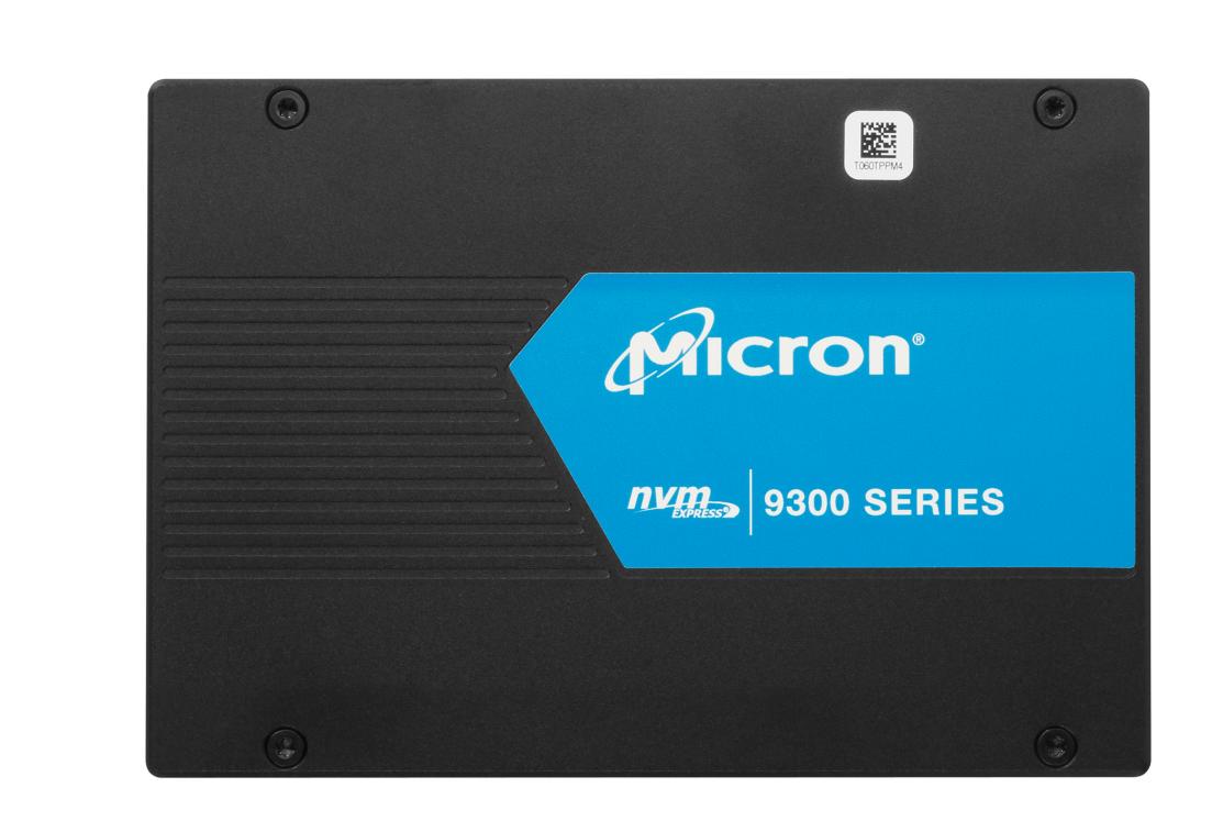 美光推出全新NVMe SSD,提供领先的存储性能