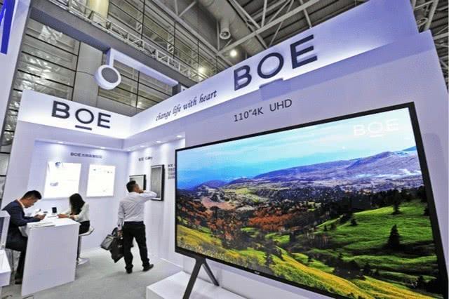 出货量增长11.7倍!中国液晶面板正在赶超韩国