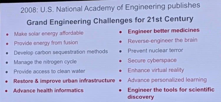 事关人类存亡的14大工程难题,要靠 AI 来搞定了