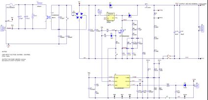 在离线应用中采用UCC28056来优化效率和待机功耗