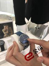 柔宇与飞亚达合作开发智能腕表