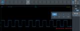 利用示波记录仪捕获采集中的波形异常的方法