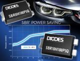 Diodes 超级势垒整流器技术提升汽车日行灯的效率和可靠性