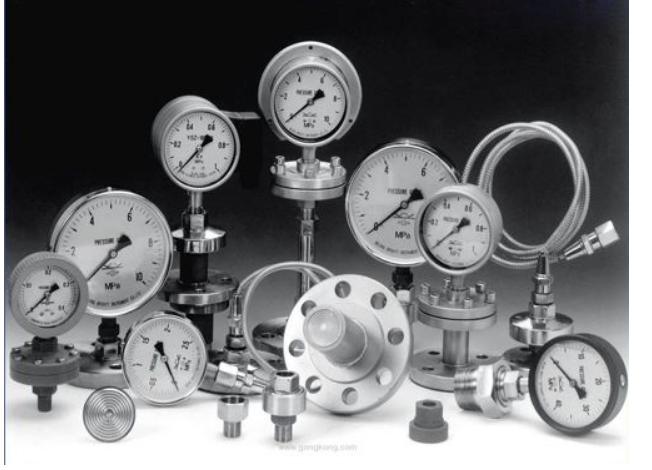 重新认识压力传感器在工业仪器仪表中的作用