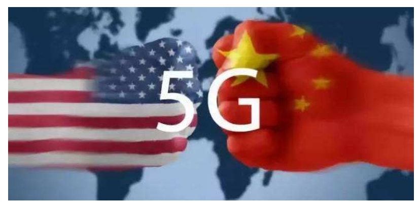 特朗普:美国5G设备制造没中国的份儿