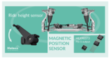 Melexis Triaxis® 旋转和线性霍尔效应位置传感器系列再添一员