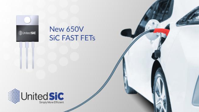 UnitedSiC的UF3C FAST产品系列又添新成员