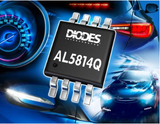 Diodes Incorporated推出汽车线性LED驱动控制器