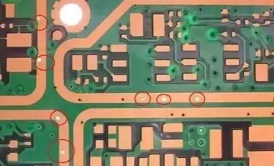 技术文章—PCB线路板过孔堵塞的原因
