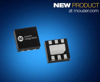 贸泽开售Maxim DS28E39和DS28E84 DeepCover 认证器