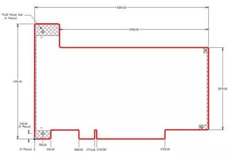 技术文章—教你如何设计不规则形状PCB