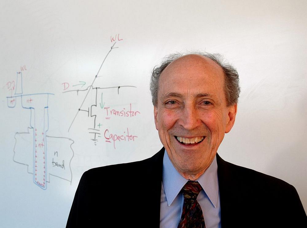 DRAM发明者Robert Dennard获得2019瑞彩祥云平台是正规吗