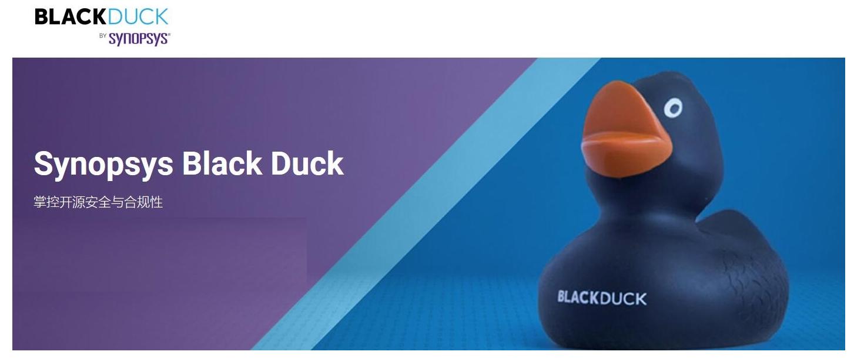 Black Duck —改进开源治理 降低运营风险