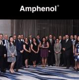 贸泽荣获Amphenol Corporation卓越电子商务分销商称号