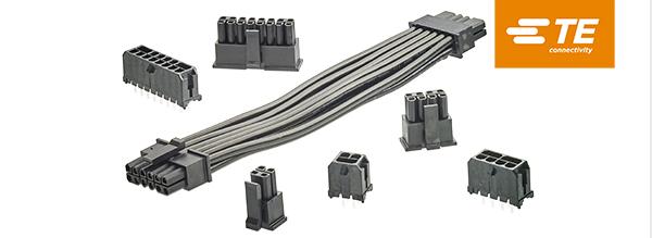 TE 推出ELCON Micro线到板电源电缆插头和电缆组件