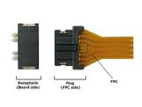 """松下将大规模生产新型""""板对FPC连接器"""""""