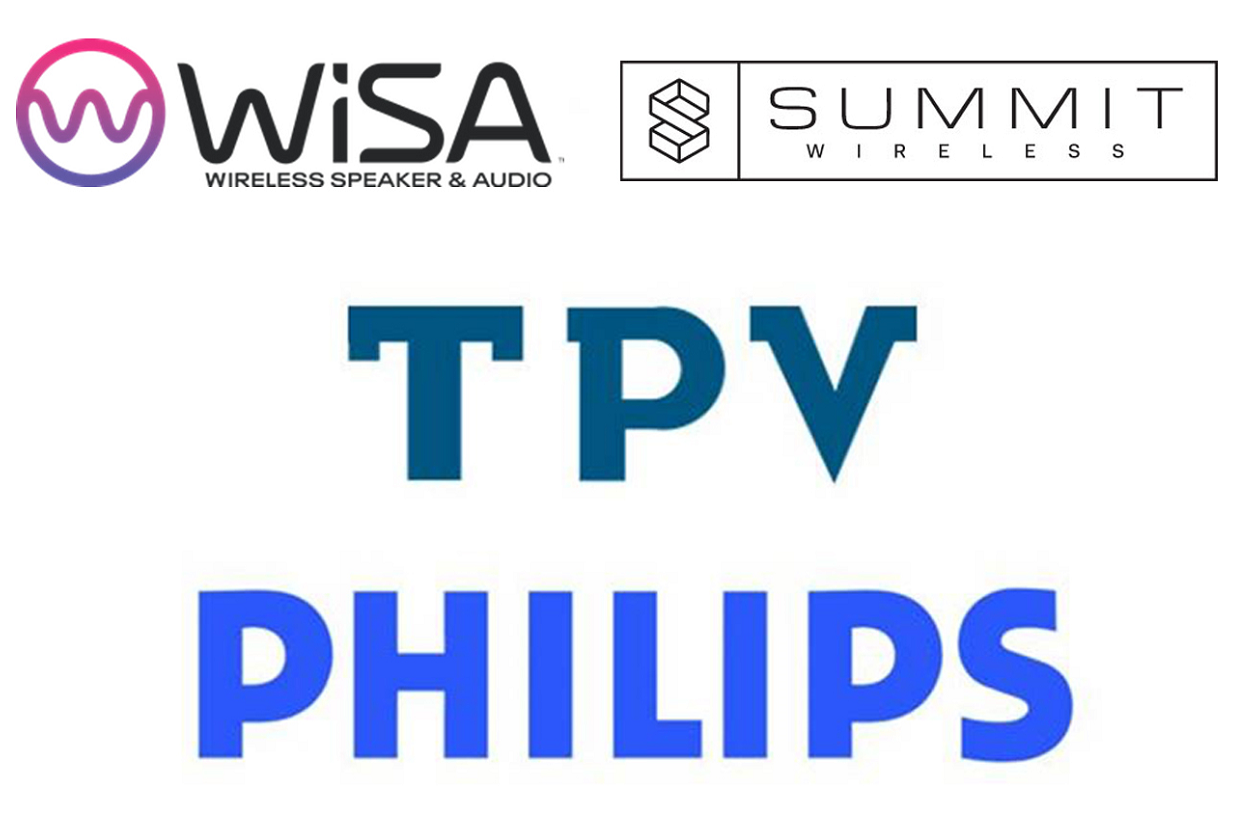 WiSA协会阵容继续壮大,目标直指2000万台WiSA Ready电视机