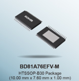 ROHM开发出支持大型、小型两种车载液晶面板的6通道LED驱动器
