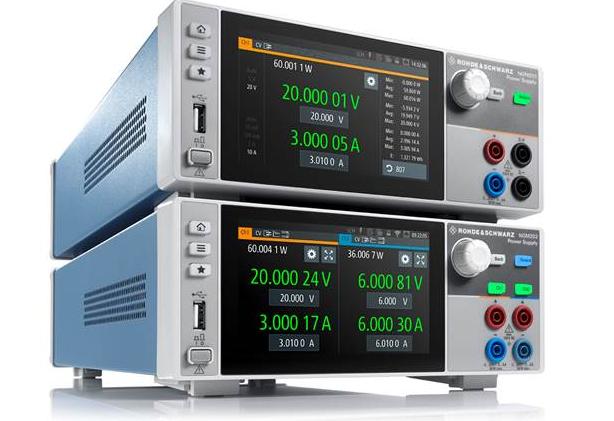 R&S® NGM200系列电源提供提供全新功能,树立测试测量新标准