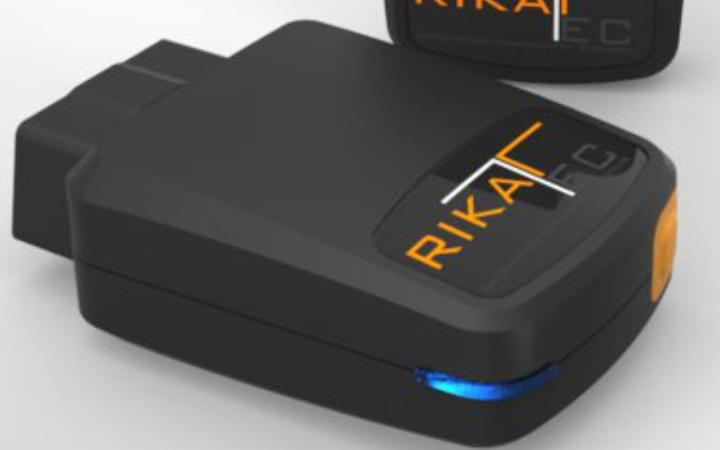 Rikatec推汽车故障探测设备 准确预测汽车寿命