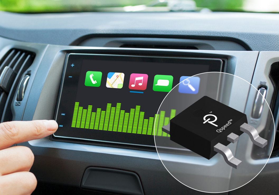 Power Integrations汽车级200V二极管,可大幅增强音频放大器性能