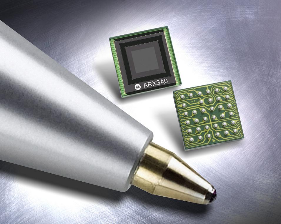 安森美推出ARX3A0数字图像传感器,拥有30万像素分辨率