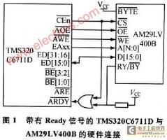 DSP芯片(TMS320C6711D)的Flash存储器