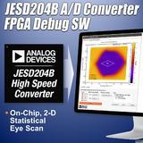 JESD204B FPGA调试软件加快高速设计速度