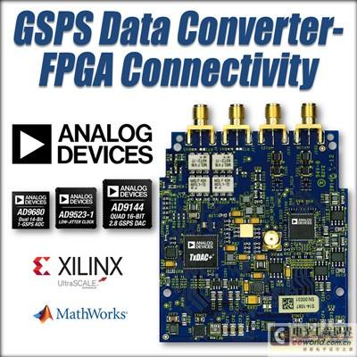 ADI推出最新快速原型制作套件AD-FMCDAQ2-EBZ