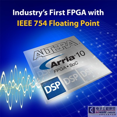 Altera最新版软件扩展支持Arria 10 FPGA和SoC