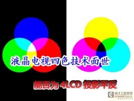 4LCD投影技术原理及其发展解析