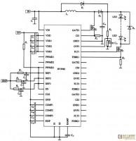 大功率背光源用LED驱动电路的研究现状与进展