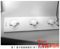 分析半导体行业大功率 LED 封装工艺技术