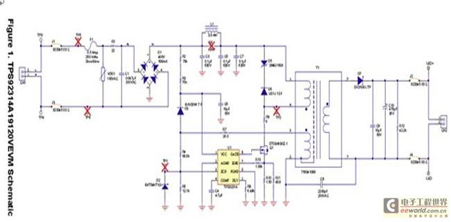 友尚推出基于TI的LED智能照明解决方案