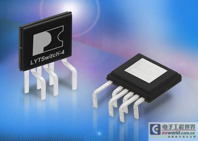 Power推出CREE LED灯泡驱动器参考设计