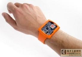 Invensense推出腕式可穿戴开发套件