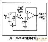 实现<font color='red'>RMS</font>-OC 变换的RF集成电路