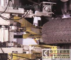 激光传感器在轮胎工业中的应用